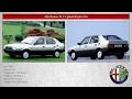 Classic Cars Collection: Alfa Romeo 1981-1985