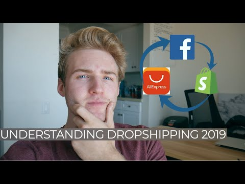 How Shopify Dropshipping On Aliexpress Works | 2019 Beginners Edition
