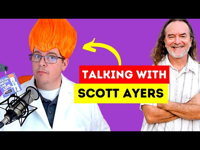Tips for Growing Your Business On Social Media with Live Video - Scott Ayres AgoraPulse