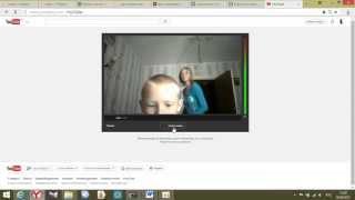 как снимать видео с веб камеры видео урок