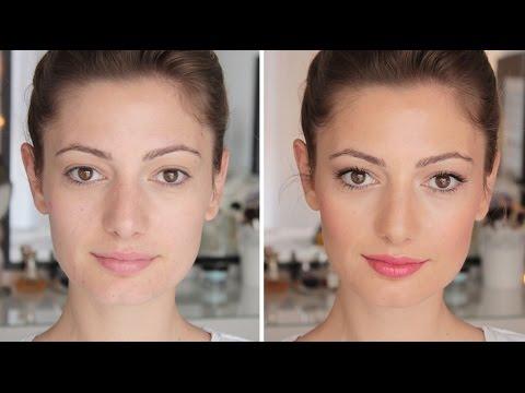 maquillaje efecto natural