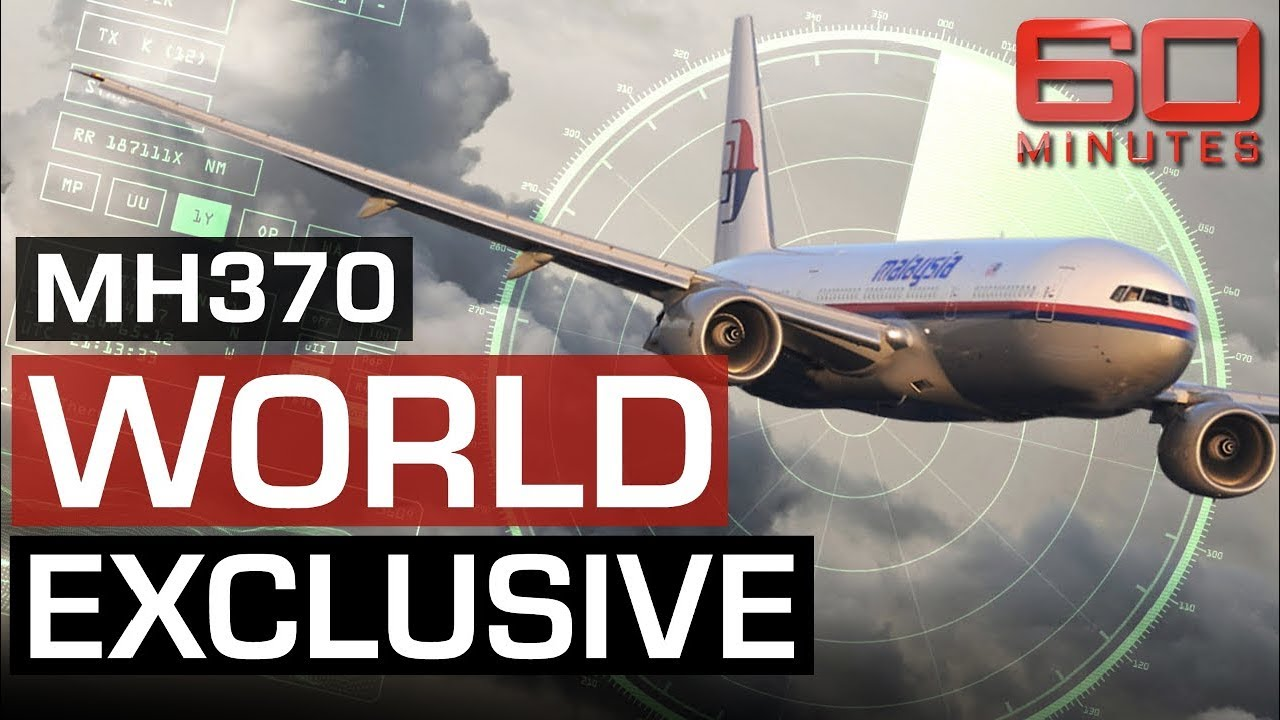 Exclusive access to MH370 wreckage the world has never seen | 60 Minutes Australia