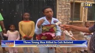 Three Young Men Killed In Cult Related Clash In Benin City