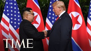 President Trump And Kim Jong Un's Talks Ended Early: Watch the Press Conference | TIME