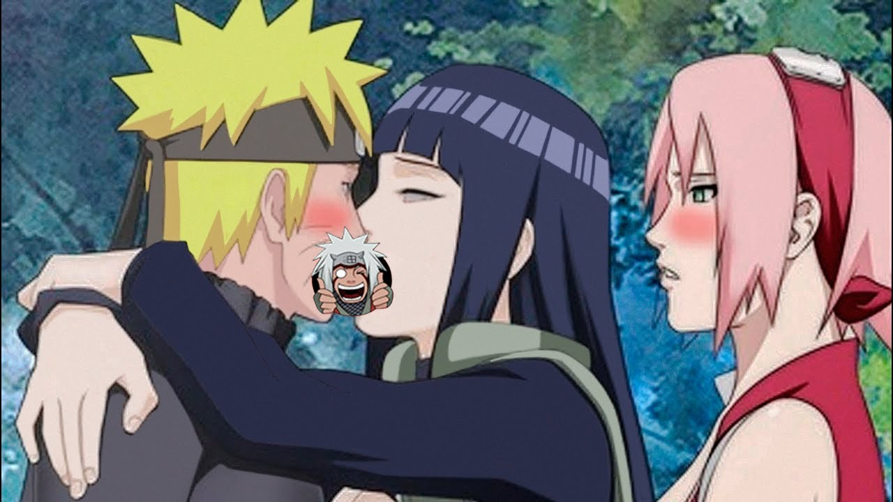Download That's why Naruto chose Hinata over Sakura - Naruto