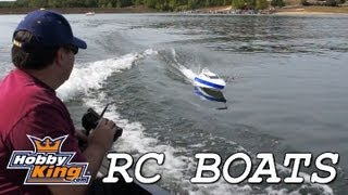 HobbyKing RC Boats