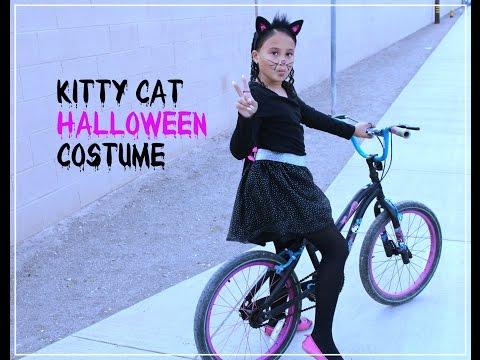 My Kitty Cat Costume - Halloween 2016: Kayblicious ♕
