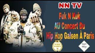 Fuk N Kuk AU Concert Du Hip Hop Galsen À Paris