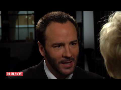 "Tom Ford on Ralph Lauren, How Yves Saint Laurent Was ""Evil"""