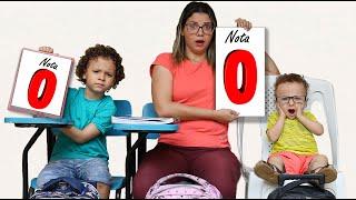 REGRAS DE CONDUTA para CRIANÇAS Rules of Condut for Children Cadu Pontes