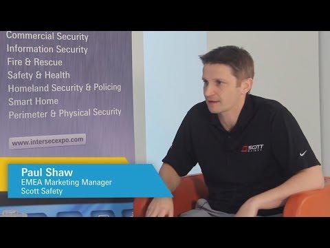 Paul Shaw - Scott Safety