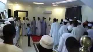 اولاد الشيخ الطيب قصيدة الزكر الحي مع الزكر المادح مصطفى يوسف السعوديه