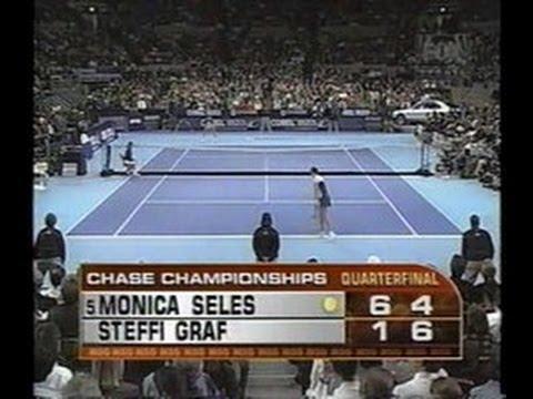 Masters 1998 1/4 Finale - Seles vs Graf part 2