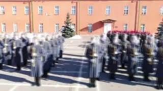 Преображенская комендантская праздничная открытка милым женщинам (г. Москва)