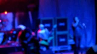 Atreyu - The Crimson - Wembley Arena, London - December 2010