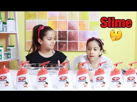 تحدي لا تختار صابون السلايم الخاطئ !!! Don't Choose the Wrong Soap Slime Challenge