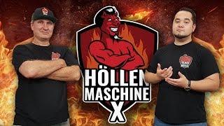 Höllenmaschine X: So gewinnt Ihr den Mega Gaming-PC #HMX