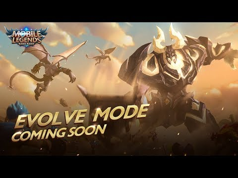 Evolve Mode Spotlight Trailer | Mobile Legends: Bang Bang
