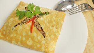 Stuffed Omelette - Hot Thai Kitchen!