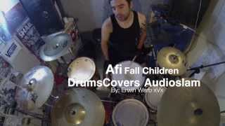 Erwin Werb -  FALL CHILDREN (Cover Afi)