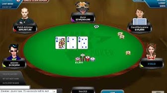 How to make 1 million clicking a mouse on Full Tilt Poker,Trex313 tbl, part 1 of 5