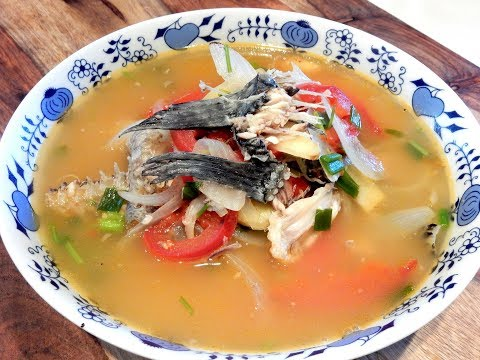 S2Ep64-Fish Bone Soup With Tomatoes 番茄魚骨湯