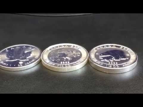 Weight For It: Sizing Up The RCM Silver Animal Coins