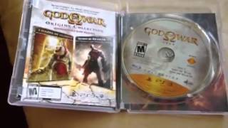 GOD OF WAR SAGA Collection PS3 Quick Review