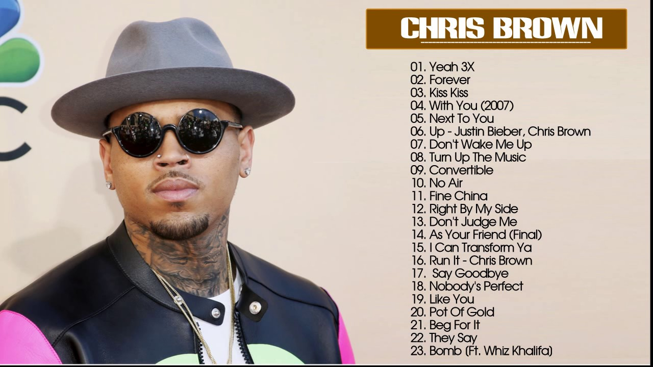 chris brown songs - 1280×720