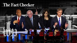 Fact-checking the first Democratic presidential debate | The Fact Checker