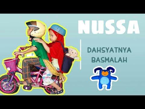 Nussa: Dahsyatnya Basmalah (parody Video)