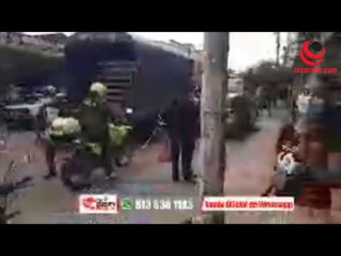 Hombres en motocicleta raptan a una menor de 11 meses en la terminal de transporte de Cúcuta