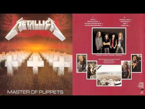 Metallica - Leper Messiah (Remastered)