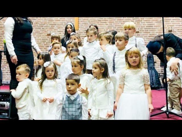 Poem de Crăciun Grupa mică Biserica Elim Frankfurt 2020