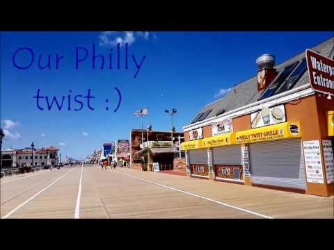 Boardwalk – Ocean city New Jersey 2016