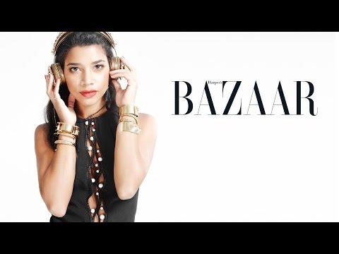 Case Study - Harper's Bazaar - The Sport of Being Hannah Bronfman