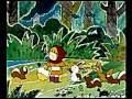 Red Riding Hood. Klaw Sur. Kurdish cartoon.كڵاو سوور