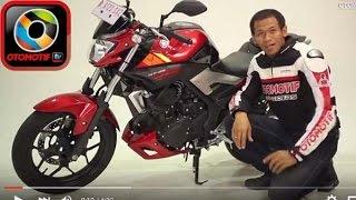Yamaha MT-25, Test Ride Pertama di Dunia!!