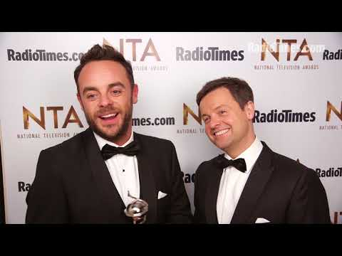 Ant and Dec on the SMTV Live reunion with Cat Deeley and an emotional year