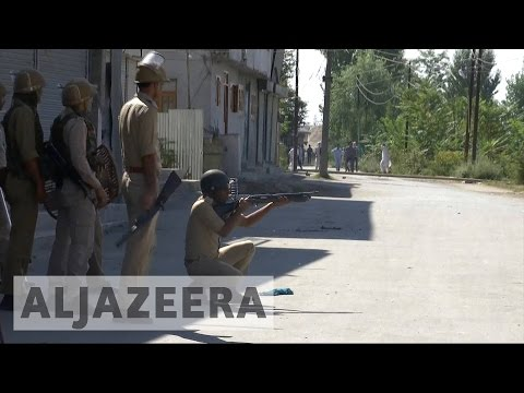 Kashmir: Indian forces look into alternative crowd control measures