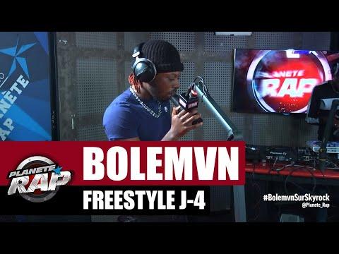 Youtube: Bolémvn – Freestyle J-4 #PlanèteRap