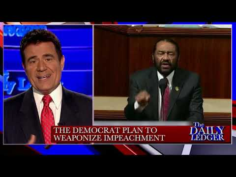 Stop the Tape! The Democrat Plan to Weaponize Impeachment