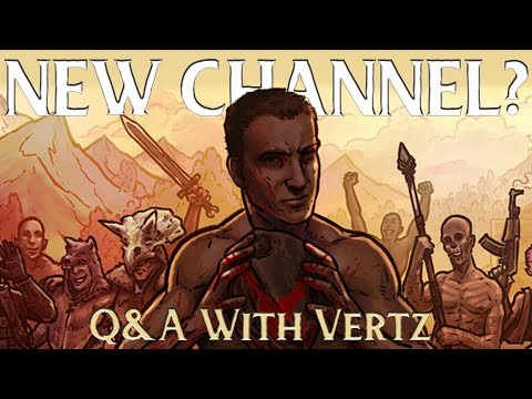A NEW VERTiiGO CHANNEL in 2021? | Q&A With The Vertz |