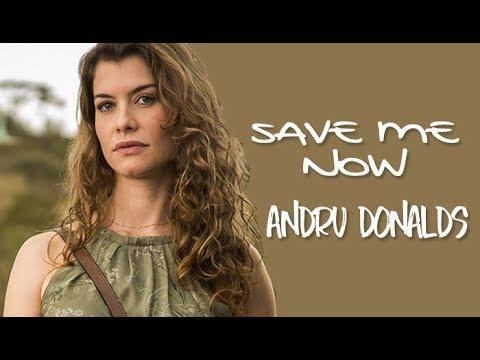 Andru Donalds - Save Me Now Tradução Espelho da Vida