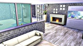 ✩Подвал с окнами в бассейн Sims 4✩ Без кодов и модов✩ Sims 4/Симс 4 ✩(Если у Вашего YOUTUBE-КАНАЛА 100 подписчиков более..., 2016-02-29T10:14:09.000Z)