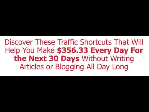 Proven Traffic Shortcuts - Tyler Pratt - Review