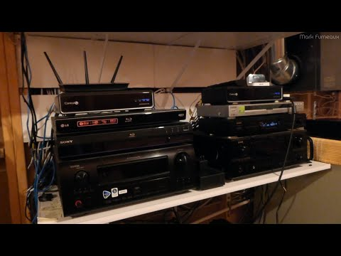 Tour of My Parent's Home AV Setup