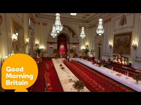 How The Palace Is Cleaned - Inside Buckingham Palace | Good Morning Britain