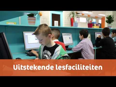 Onderwijs - Van Asch van Wijckschool Rotterdam promoclip