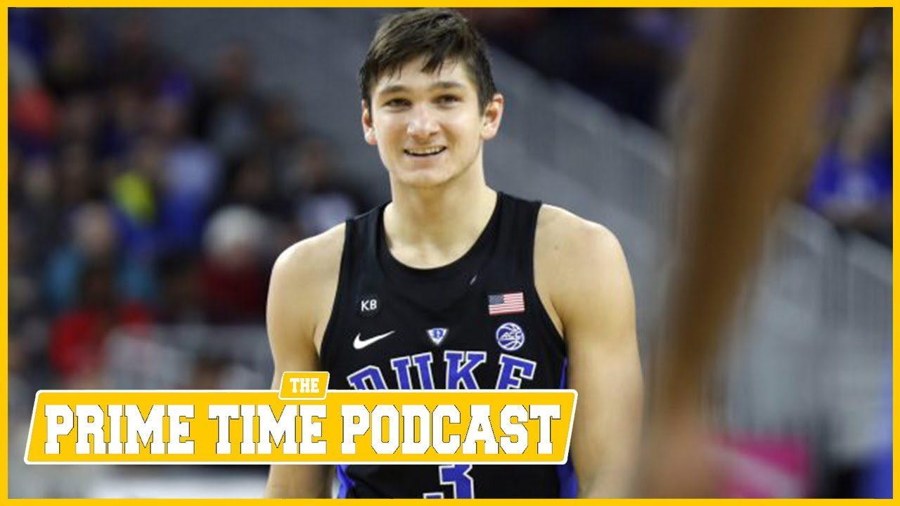 c89901984 2018 NBA Draft  How High Should Grayson Allen Be Drafted  - YouTube